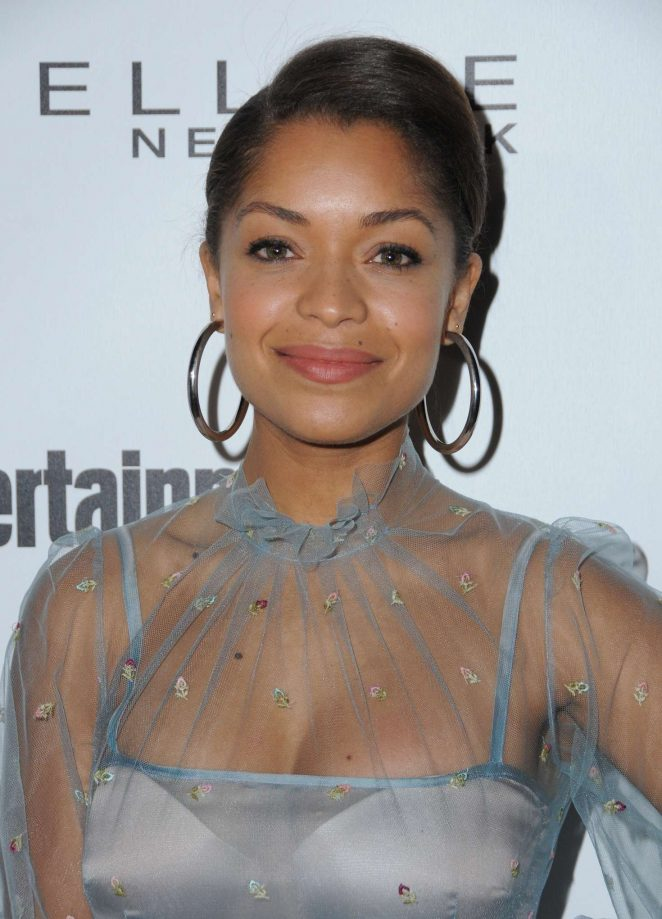Antonia Thomas – 2018 Entertainment Weekly Pre-SAG Party in LA