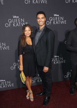 Antonia Thomas - 'Queen of Katwe' Premiere in Los Angeles