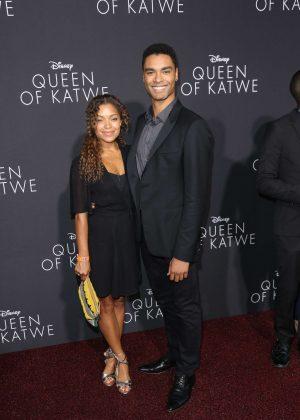 Antonia Thomas - 'Queen of Katwe' Premiere in Los Angeles