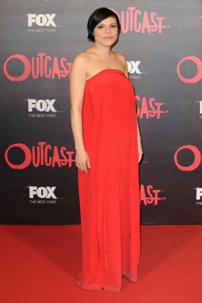 Antonia Truppo - 'Outcast' TV Series Premiere in Rome
