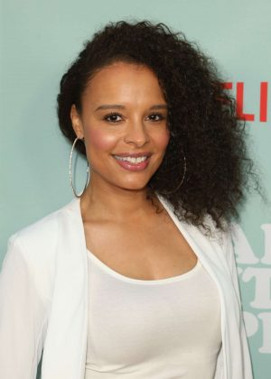 Antonique Smith - 'Dear White People' TV Show Premiere in Los Angeles