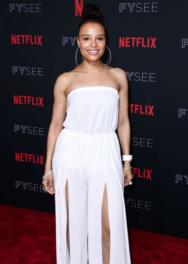 Antonique Smith - Netflix FYSee Kick-Off Event in Los Angeles