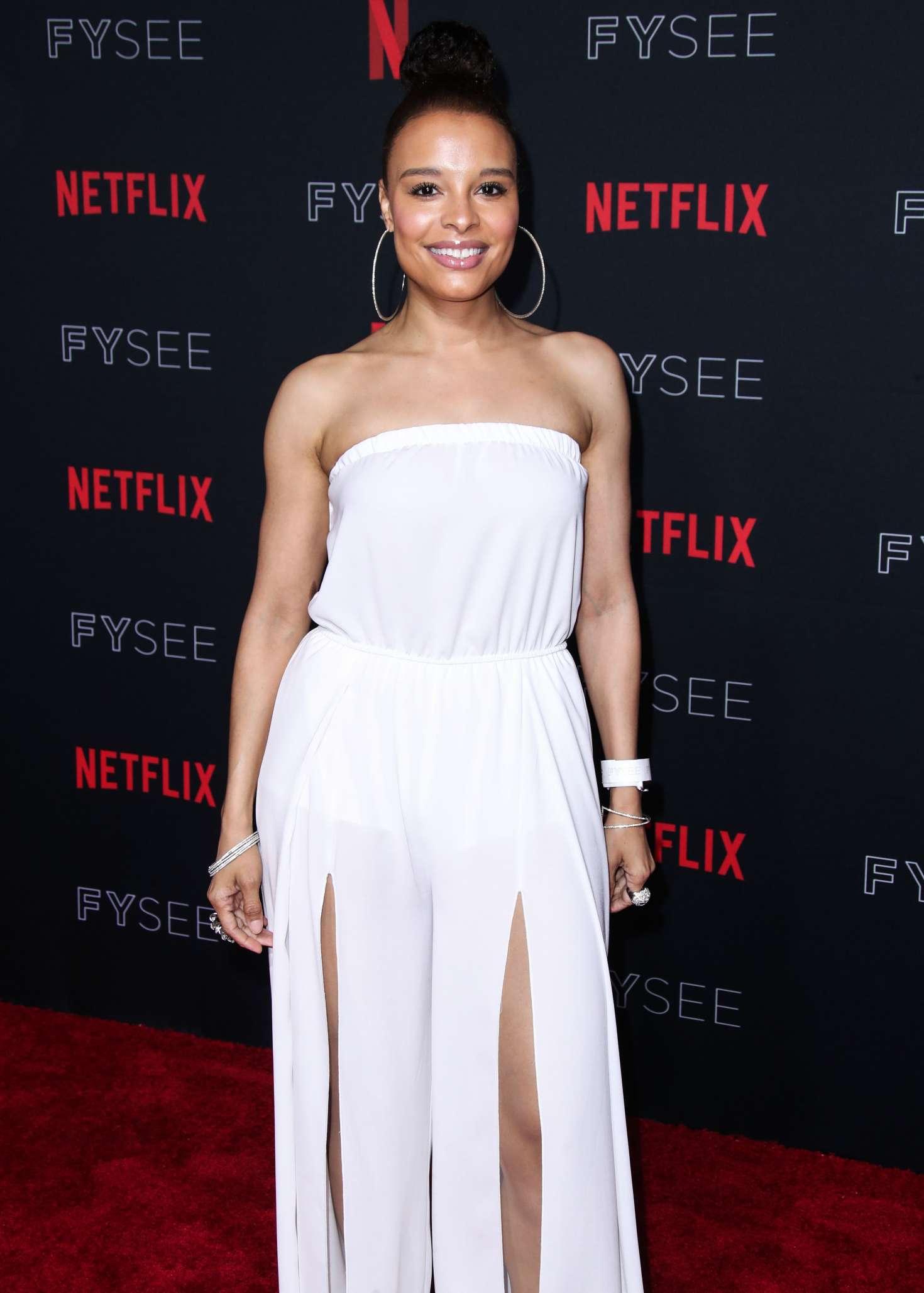 Antonique Smith - Netflix FYSee Kick-Off Event in Los Angeles
