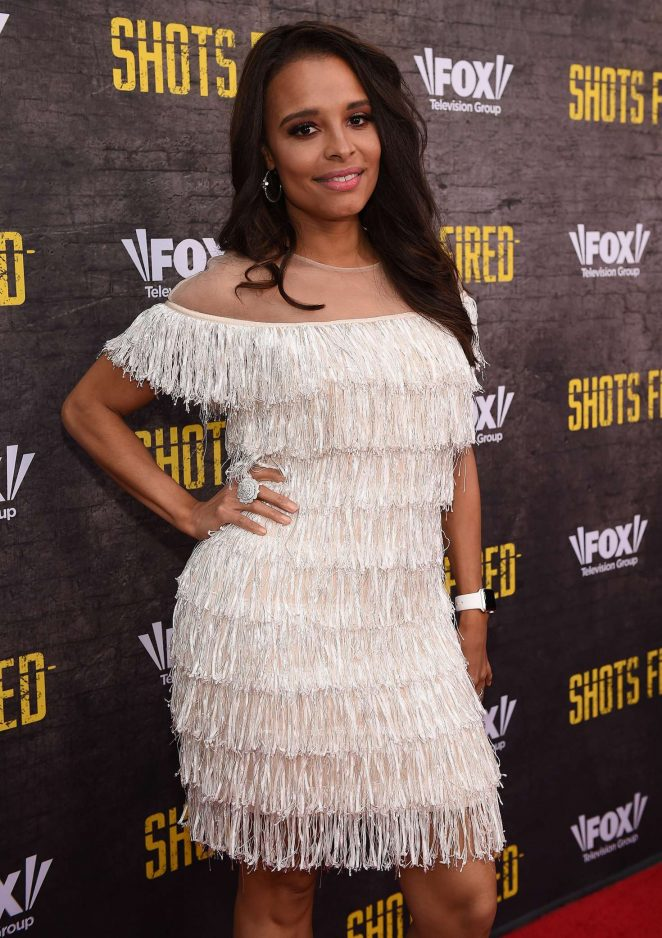 Antonique Smith - 'Shots Fired' Screening in Los Angeles