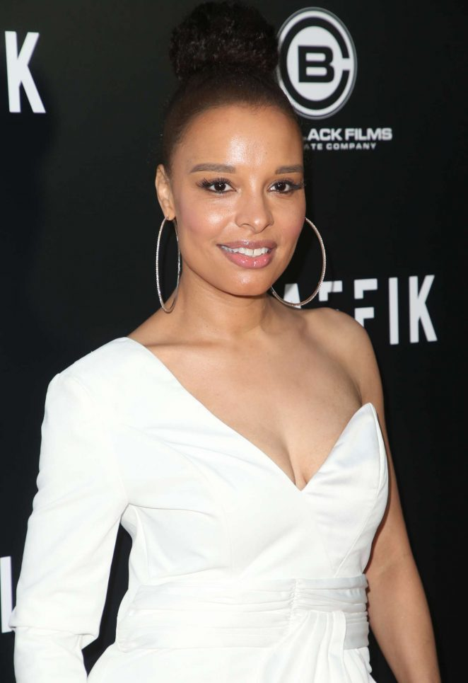 Antonique Smith - 'Traffik' Premiere in Los Angeles