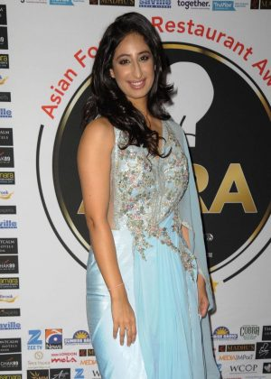 Anushka Arora - The First Annual Asian Food and Restaurant Awards 2017 in London