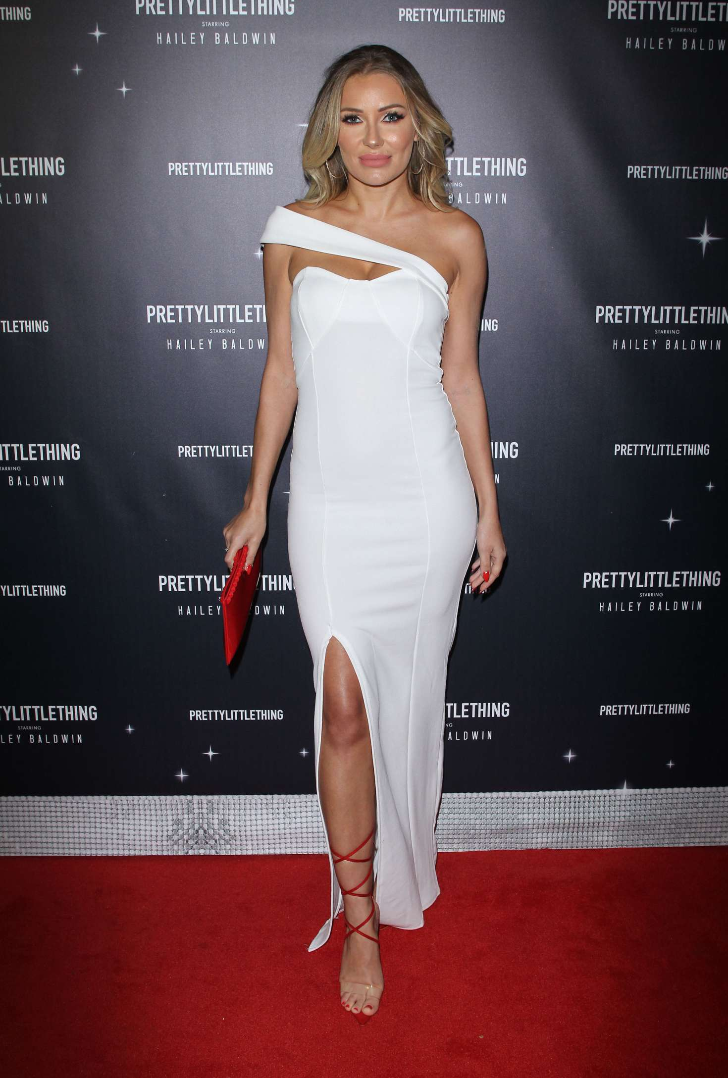 Anya Benton 2018 : Anya Benton: PrettyLittleThing x Hailey Baldwin Launch Event -05