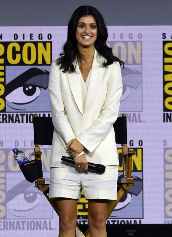 Anya Chalotra - 'The Witcher' Panel at Comic Con San Diego 2019