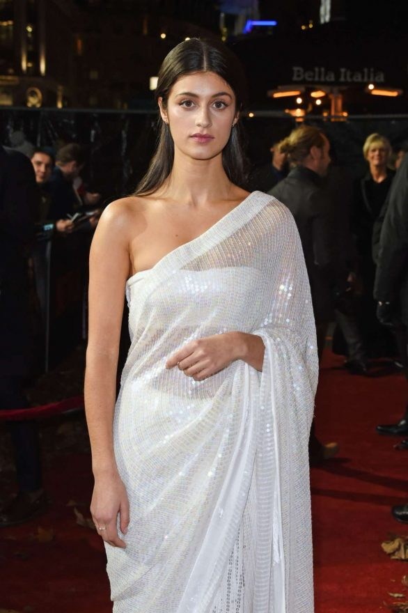 Anya Chalotra - 'The Witcher' Premiere in London