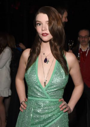 Anya Taylor-Joy - 2018 Empire Film Awards in London