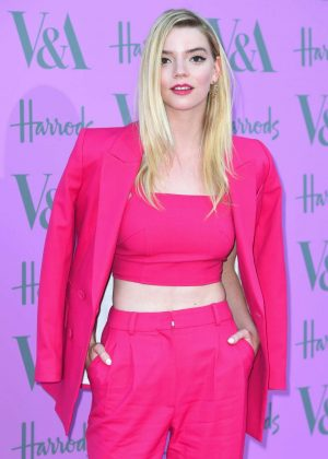 Anya Taylor-Joy - 2018 Victoria and Albert Museum Summer Party in London