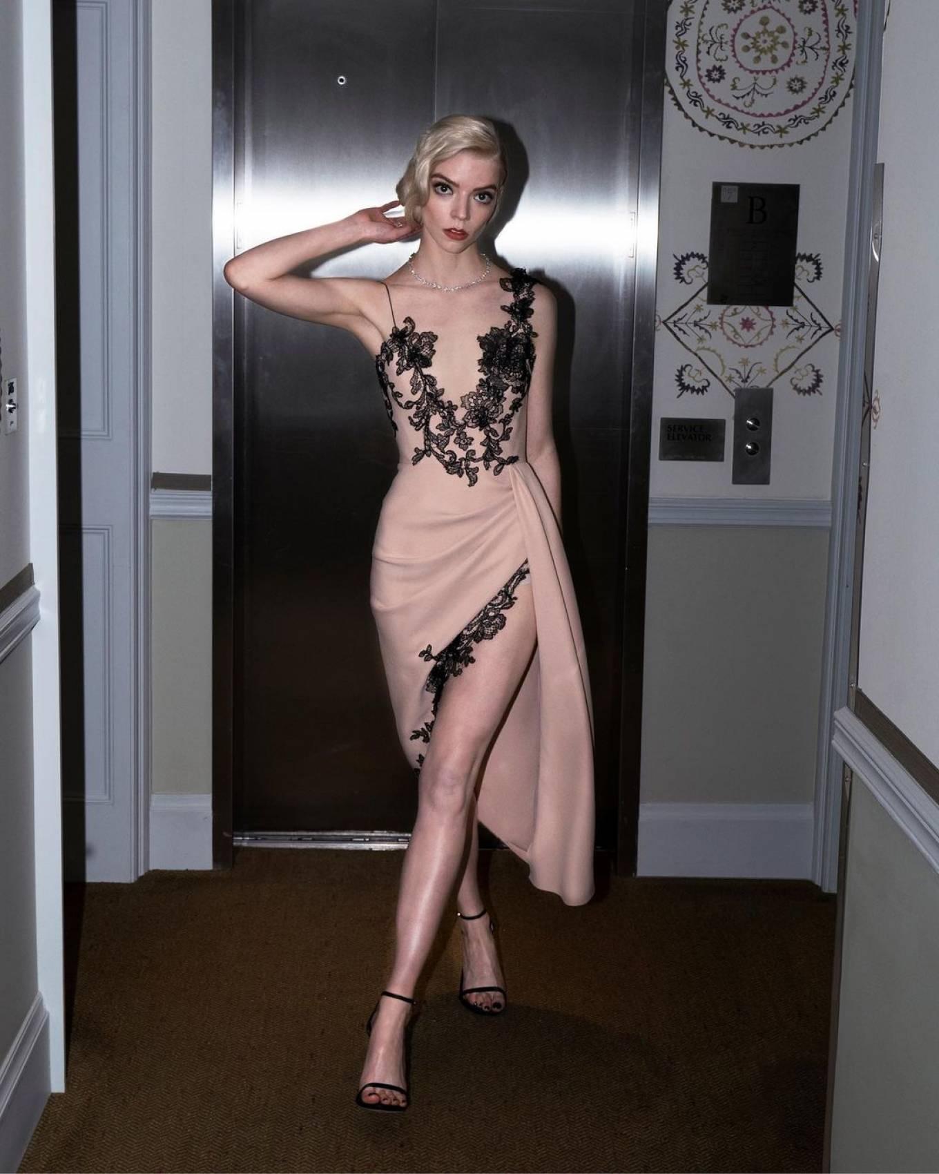 Anya Taylor-Joy - 2021 Screen Actors Guild Awards Photoshoot