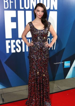 Anya Taylor-Joy - 61st BFI London Film Festival Awards in London