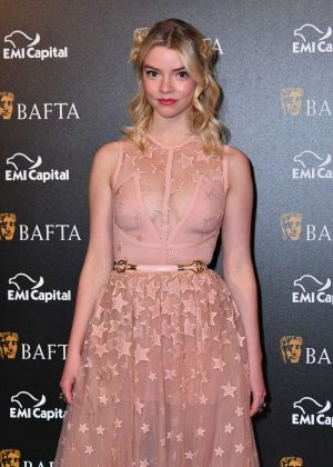 Anya Taylor-Joy - BAFTA Gala Dinner 2017 in London