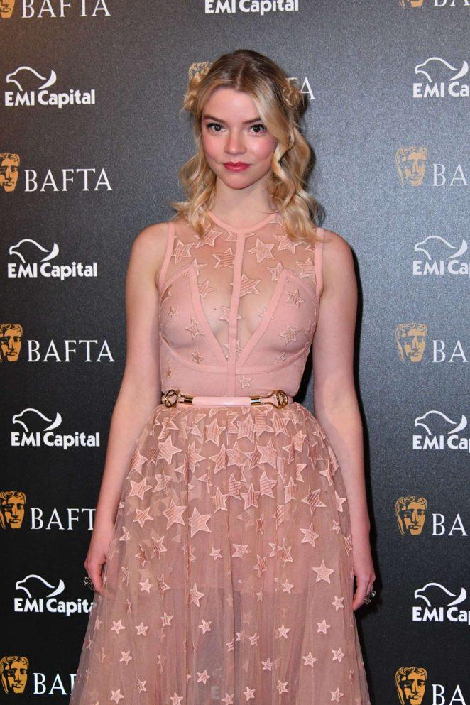 Anya Taylor-Joy - BAFTA Gala Dinner 2017 in London