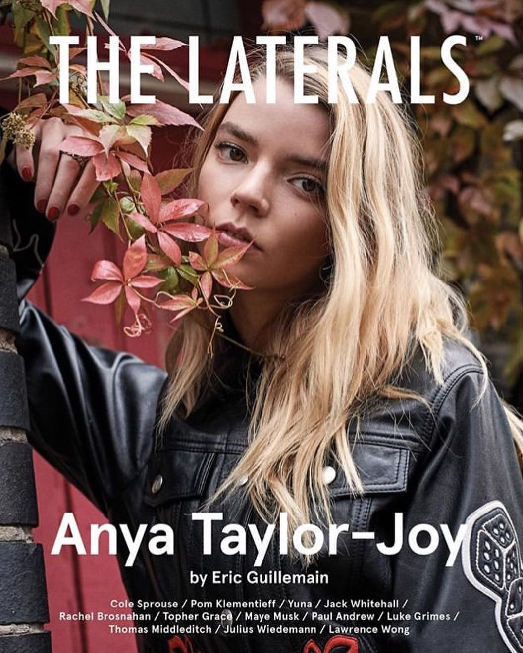 Anya Taylor-Joy 2019 : Anya Taylor-Joy by Eric Guillemain Photoshoot for The Laterals 2019-02