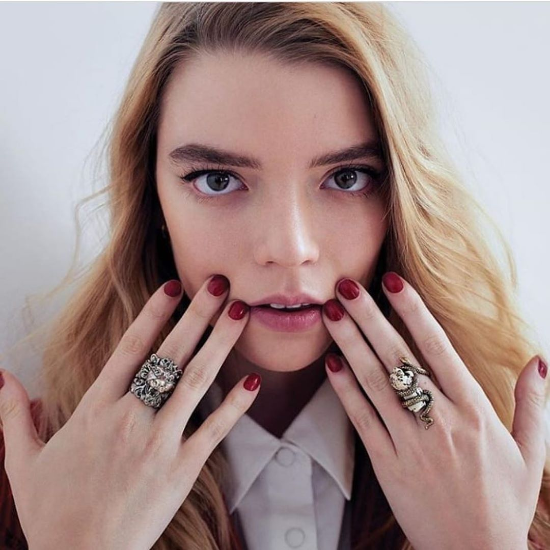 Anya Taylor-Joy 2019 : Anya Taylor-Joy by Eric Guillemain Photoshoot for The Laterals 2019-05