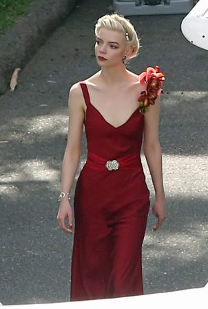 Anya Taylor-Joy  - David O. Russells untitled new film set in Los Angeles