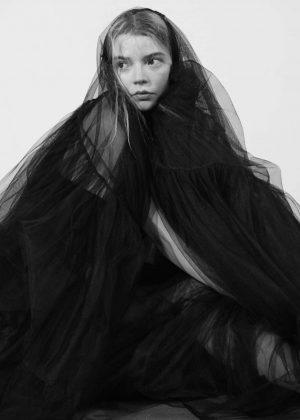 Anya Taylor-Joy - Dazed Magazine (Winter 2018)
