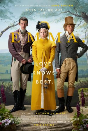 Anya Taylor-Joy - 'EMMA' Promotional Material 2020