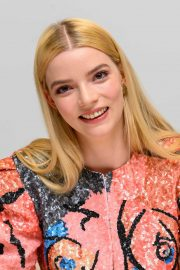 Anya Taylor-Joy - 'Emma.' protrait at press conference The Four Seasons Hotel in Beverly Hills