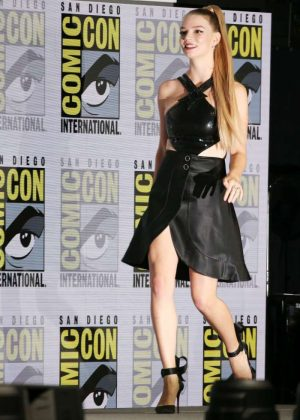 Anya Taylor-Joy - 'Glass' and 'Halloween' Panel at 2018 Comic-Con in San Diego