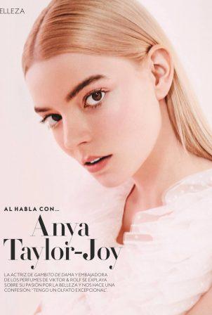 Anya Taylor-Joy - InStyleMagazine 2021