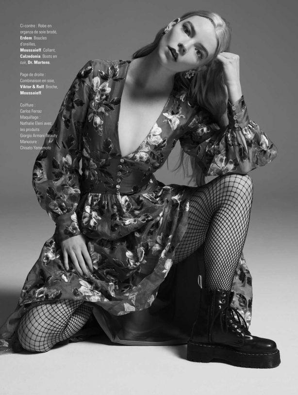 Anya Taylor-Joy - Jalouse Magazine - Printemps 2020