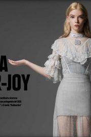 Anya Taylor-Joy - L'Officiel Magazine (Italia - February 2020)