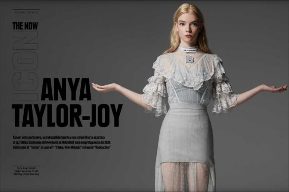 Anya Taylor-Joy - L'Officiel Magazine (Italia - February 2020)