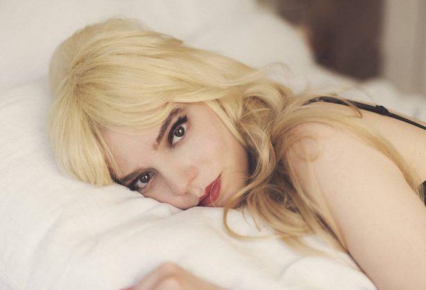 Anya Taylor-Joy - Marie Claire Magazine