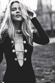 Anya Taylor-Joy - Marie Claire UK Magazine (May 2019)