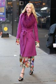 Anya Taylor-Joy - Outside 'Good Morning America' in New York City