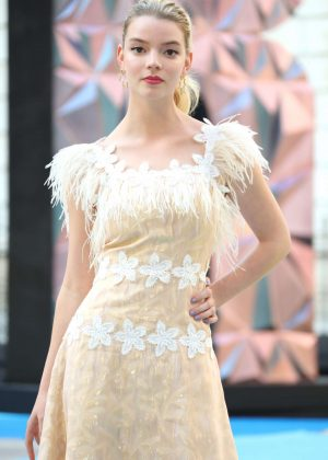 Anya Taylor-Joy - Royal Academy of Arts Summer Exhibition Preview Party in London