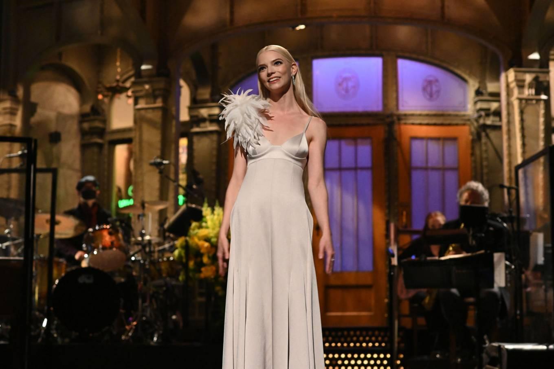 Anya Taylor-Joy - Saturday Night Live