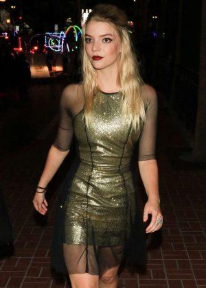Anya Taylor-Joy - Variety and YouTube Originals Kick Off Party at Comic-Con in San Diego