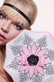 Anya Taylor-Joy - Viktor&Rolf Flowerbomb Fragrance (December 2019/January 2020)