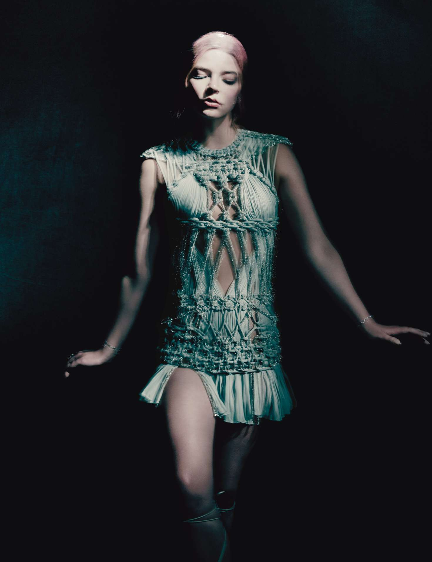 Anya taylor joy w magazine april 2019 issue naked (27 photos)