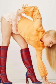 Anya Taylor-Joy - Wonderland Magazine (Spring 2020 issue)