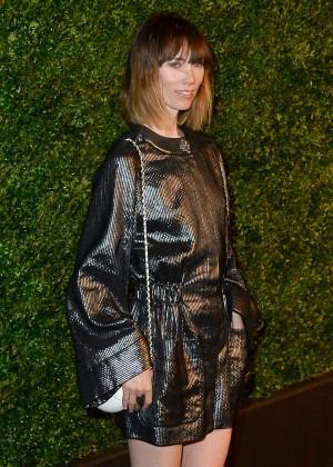 Anya Ziourova - 2016 Chanel Tribeca Film Festival Artists Dinner in NY