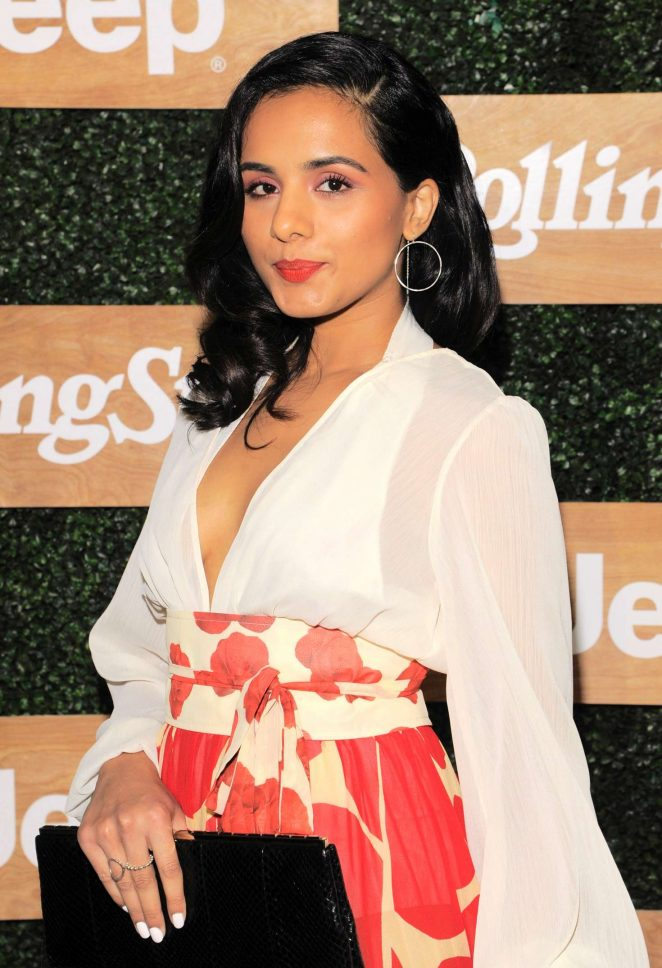 Aparna Brielle - Rolling Stone's Event 'The New Classics' in NY