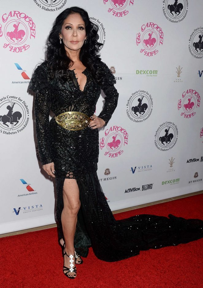 Apollonia - Carousel of Hope Ball 2016 in Beverly Hills