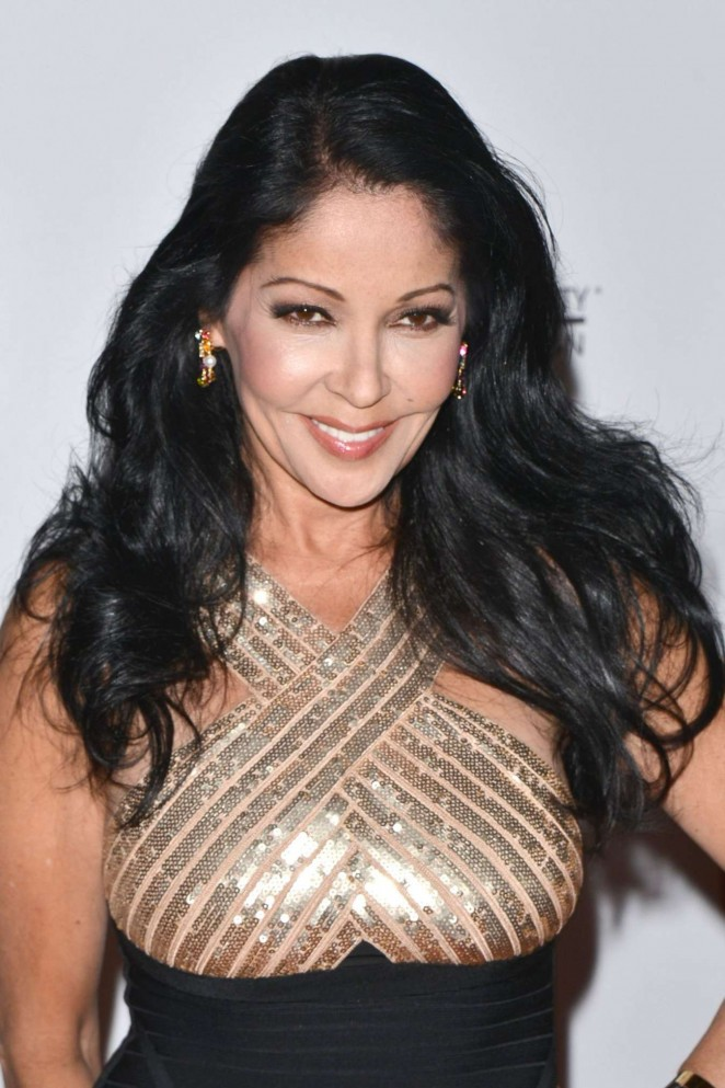 Apollonia Kotero - 2015 Race To Erase MS Event in Century City