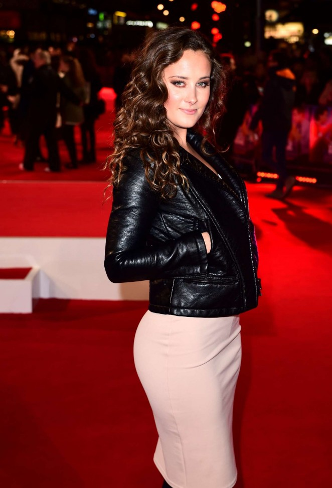 April Pearson  - 'Daddy's Home' Premiere in London