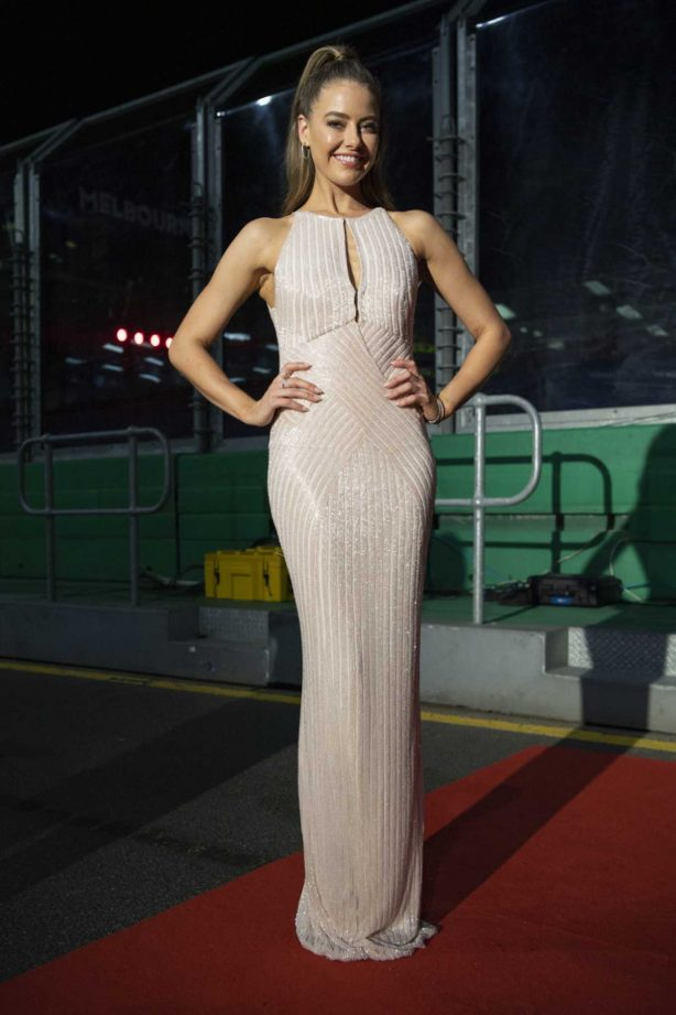 April Rose Pengilly - Australian Grand Prix Glamour On The Grid Party in Melbourne