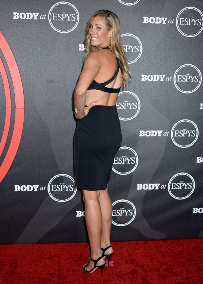 April Ross: BODY At The ESPYs Pre-Party 2016 -06
