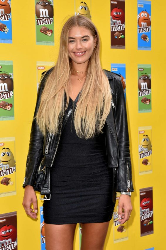 Arabella Chi - M&M's Get Stuck In Launch Event in London