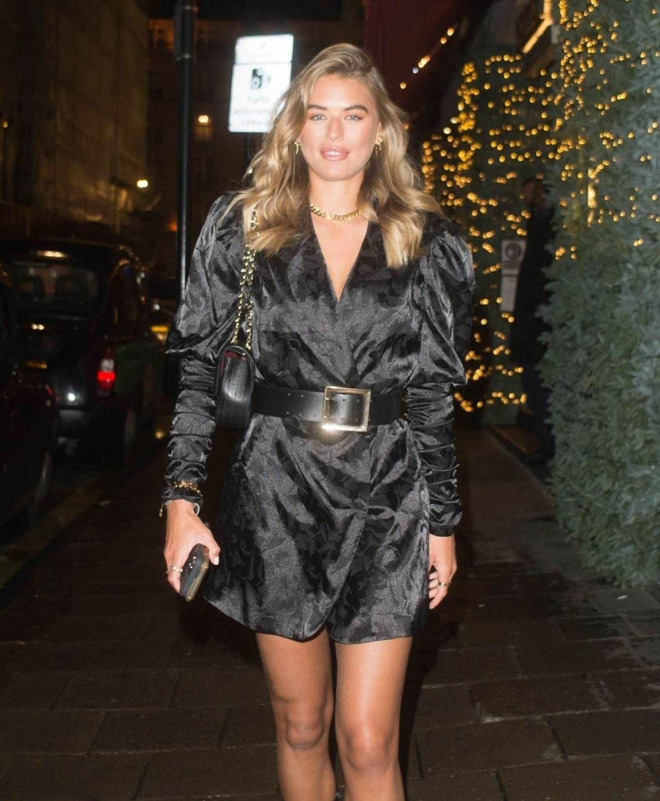 Arabella Chi 2020 : Arabella Chi – Seen at Novikov Restaurant in London-05