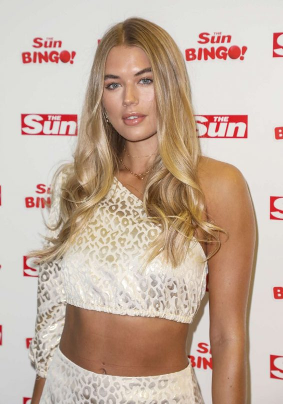 Arabella Chi - The Sun's Love Island Finale Party in London