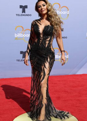 Aracely Arambula - 2018 Billboard Latin Music Awards in Las Vegas